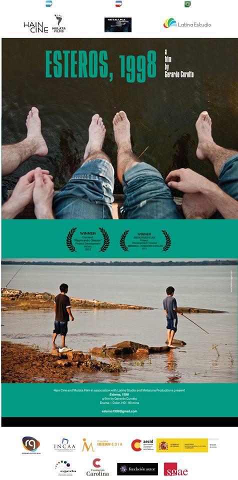 Esteros, en el Festival de Cinema de Gramado